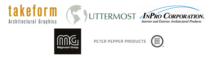 Accessories - Takeform, Uttermost, Magnuson Group, Peter Pepper Products, InPro